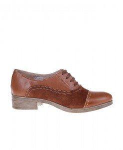 Pantofi casual din piele naturala Giggs - Home > Pantofi -