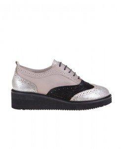 Pantofi casual din piele naturala Oxy Matar - Home > Pantofi -