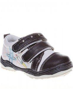 Pantofi copii Bob negru/beige marimi 21-26 - Home > Copii -