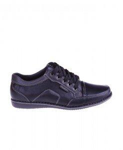 Pantofi copii Ferg lace black - Home > Copii -