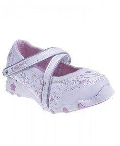 Pantofi copii alb/roz Zorky - Home > Copii -