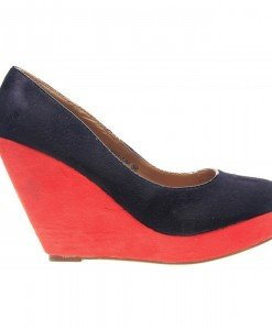 Pantofi cu platforma Coral - Home > Reduceri -