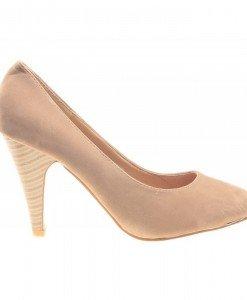 Pantofi dama apricot Special - Home > Reduceri -
