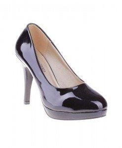 Pantofi dama din lac Enrika - Home > Pantofi -
