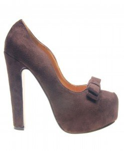 Pantofi dama maro Ego - Home > Reduceri -