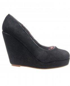 Pantofi dama negri Coral - Home > Reduceri -