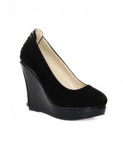 Pantofi dama negri Hope - Home > Reduceri -