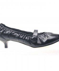 Pantofi dama negri Lora - Home > Reduceri -