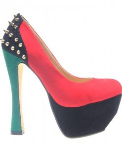Pantofi dama red Spider - Home > Pantofi -