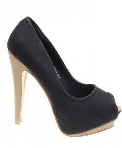 Pantofi de dama black Hellen - Home > Reduceri -