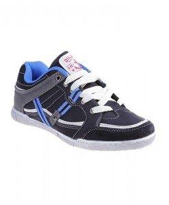 Pantofi sport Adria negru/blu - Home > SPORT -