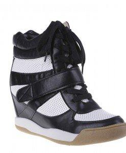 Pantofi sport Magda negri - Home > SPORT -
