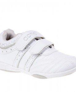 Pantofi sport copii Betty albi/GREY marimi24-29 - Home > Copii -