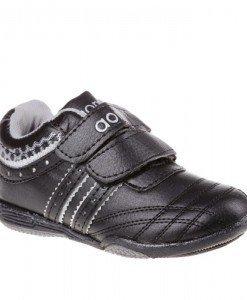 Pantofi sport copii Betty negri/grey marimi 24-29 - Home > Copii -