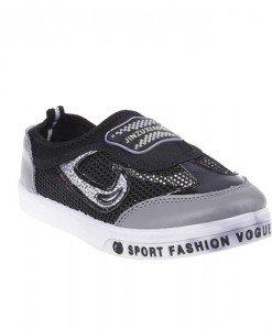 Pantofi sport copii Daria negri - Home > Copii -