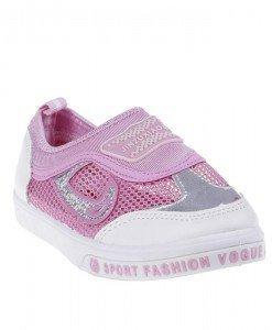 Pantofi sport copii Daria roz - Home > Copii -