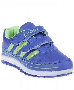 Pantofi sport copii Energy blue/green marimi 31-36 - Home > Copii -