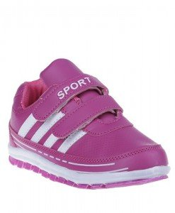 Pantofi sport copii Energy roz/alb marimi 31-36 - Home > Copii -