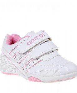 Pantofi sport copii Sissy albi/roz marimi 24-29 - Home > Copii -