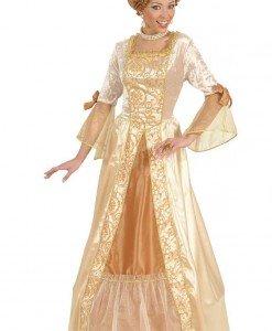 Q215 Costum tematic printesa de epoca - Epoca - Medieval - Haine > Haine Femei > Costume Tematice > Epoca - Medieval