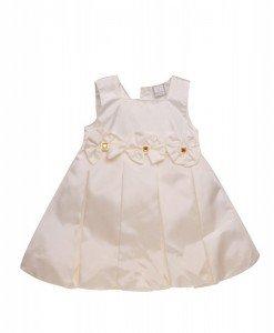 Rochie beige Shiny Days - Home > Copii -