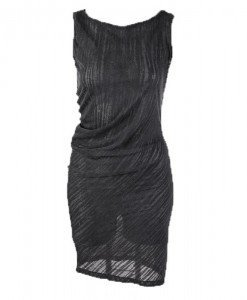 Rochie fara maneci Sisley - Home > OUTLET -