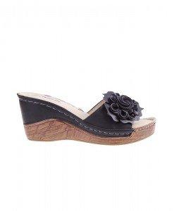 Saboti confortabil Dunya - Home > Sandale -