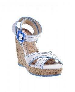 Sandale Alessia albe - Home > Sandale -