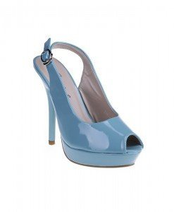 Sandale Aroma turquoise - Home > SOld OUT -