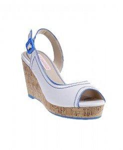Sandale Bellen albe - Home > Sandale -