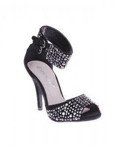 Sandale Berna negre - Home > Sandale -