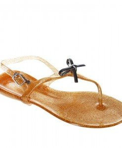 Sandale Betsy gold - Home > Sandale -