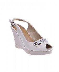 Sandale Denisse beige - Home > Sandale -