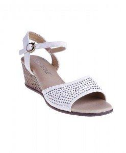 Sandale Elya albe - Home > Sandale -