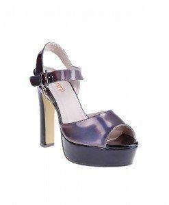 Sandale Germina negru/gri - Home > Sandale -