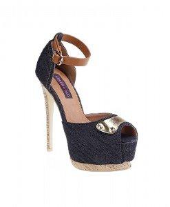 Sandale Ginette Jeans - Home > Sandale -