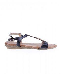 Sandale Ibbie negre - Home > Sandale -