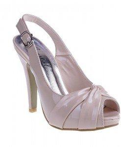 Sandale Joyce bej/pat - Home > Sandale -