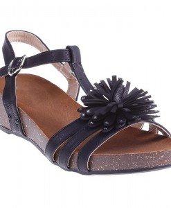 Sandale Karen negre - Home > Sandale -