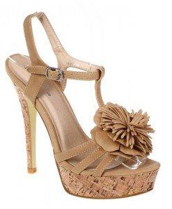 Sandale beige Lima - Home > Sandale -