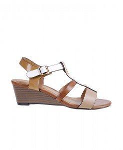 Sandale confortabile Bianca - Home > Sandale -
