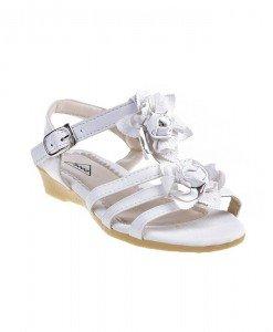 Sandale copii Aisha albe - Home > Copii -