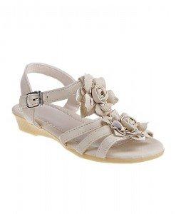 Sandale copii Aisha bej - Home > Copii -