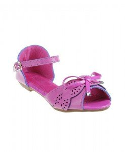 Sandale copii Diana fuchsia - Home > Copii -