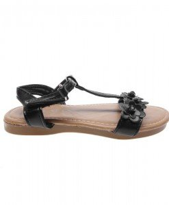 Sandale copii black Funny - Home > Copii -