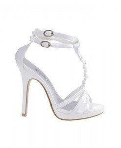 Sandale cu satin Tresa - Home > Sandale -