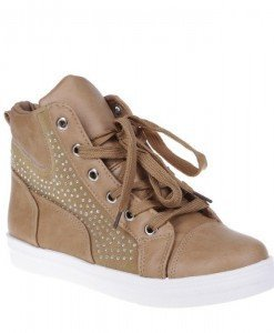 Sneakers Aby camel - Home > SPORT -