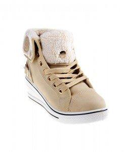 Sneakers Duncan beige - Home > SPORT -