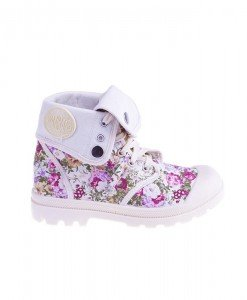 Sneakers Flower Power beige - Home > SPORT -