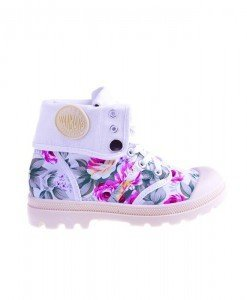 Sneakers Flower Power yellow - Home > SPORT -